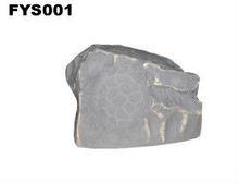 8in Landscape Waterproof Outdoor Rock Speaker FYS001