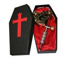 Coffin box for tattoo machine