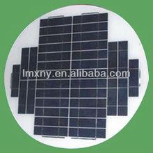 2013 panels solar 5W polycrystalline solar PV module