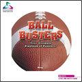 Kib-a1013 lógica e matemática jogo bola busters livro- futebol