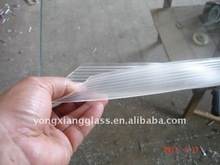 Removeable glass basketball backboard tempered glass basketball backboard