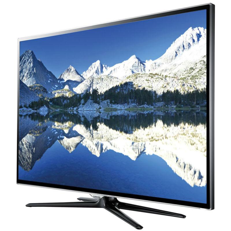 """UN55ES7150 55"""" 3D-Ready 1080P 720Hz Built-In WiFi SMART LED TV"""