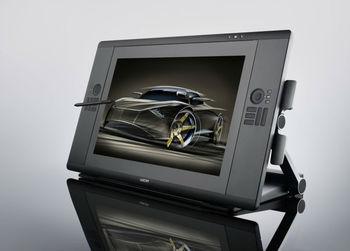 Wacom Cintiq 24HD Graphic Monitor (CINTIQ24HD) by Wacom