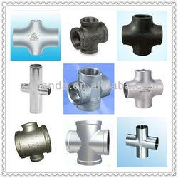 CS cross joint pipe fitting/cross