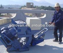 1 Rovan machinery ROPW sereis high quality sand blasting machine for road marking clear