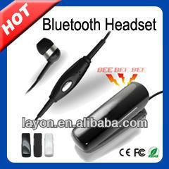 Clip with Buzzer bluetooth earphone BH018CB