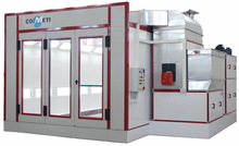 CORAL SPRAY BOOTH