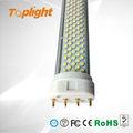8w 4-polig ersetzen 18 watt leuchtstoffröhre kaltweiß 2g11 lampensockel