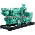 50kw a 400kw motor marino barco de generador diesel