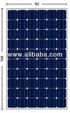 245W Korean-made Solar Panel