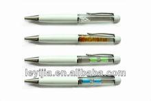 Novelty floating liquid pen - LY139