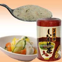 """Shiitakecha"" 60g healthy all-purpose seasoning powder good for pickles"
