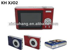 XJ002 promotion 2012 China 12 mega pixels new Fashion HD compact digital video camcorder inspection KH camera