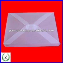 2013 hot popular cheap price disposable plastic clear box packaging