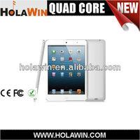 2G 3G calling 7.85 inch Tablet quad core MTK6589 Android 4.2 1GB 4GB HD panel dual SIM dual standby