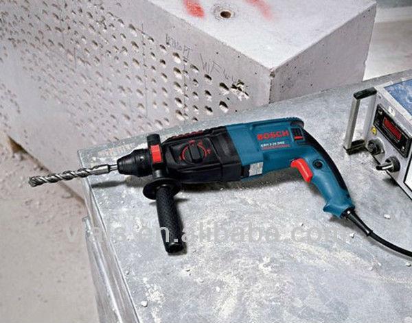 drill bosch hammer GBH 2-26 DRE (800W) heavy duty hammer drill 38mm hammer drill