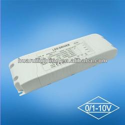 high efficiency dimmable led adapter/led transformer /led power supply/led driver 1500ma 45w