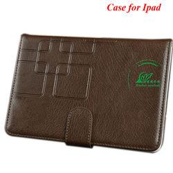 Anshun SGS stand leather case for ipad mini
