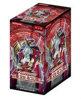 "YUGIOH Trading Cards Booster Box ""Storm of Ragnarok"""
