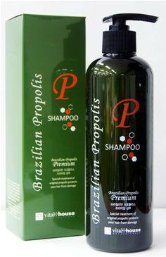 Brazilian propolis Shampoo