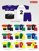 Honduras soccer kit
