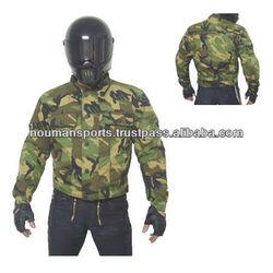 police textile camo jackets