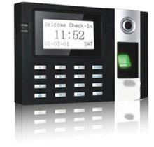 E9999 - Standalone Fingerprint Time and attendance System