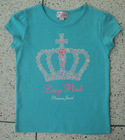Girls S/Sleeve T-Shirt.