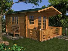 Wood house BOLOGNA