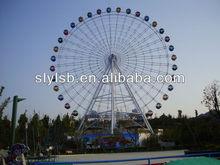 Branded China amusement rides mini ferris wheel 52m