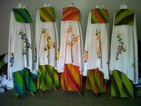 mukena/telekung/clothing for prayers