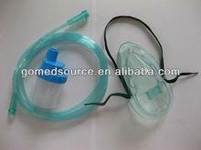 médicos desechables nebulizador máscara