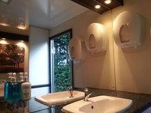 Luxury Portable Toilet Trailer
