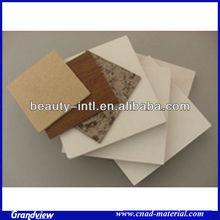 decorative ceiling pvc hard sheet
