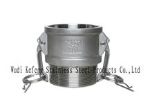 NPT,BSP,BSPT threaded hydraulic hose fitting
