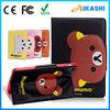 wholesale design sublimation pu leather case for ipad mini