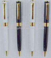 fashion shape metal promotional ball pen