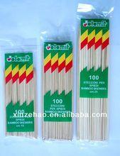 good price good quality natural green bamboo golf pick