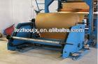 doctor blade hot melt roll lamination machine / hot coating machine for adhesive tape