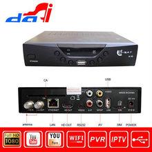 Chile Q SAT q13g internet decodificador de tv better than az america