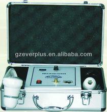 Hair and skin scanner analyzer for beauty or hair salon