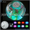 China fashion show decoration ideas led color changing lights