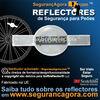 Adhesive Bicycle Wheel Reflector