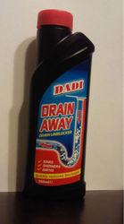 drain away caustic soda unblocker