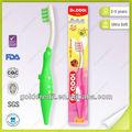 لطيف تصميم فرشاة أسنان الأطفال