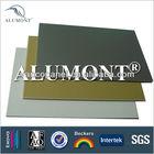 panel compuesto de aluminio material de construccion de 4mm - 6mm