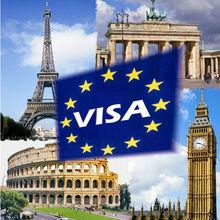 Visa, Schengen Visa, work permit, invitation letter, residence permit in EU