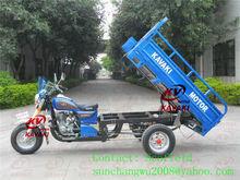 Japan technology 200cc power gas motor CARGO TRICYCLE /Japan three wheel motorcycle