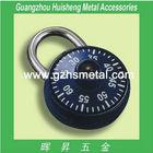 Z9981 small luggage lock_case lock _code lock In Bag Parts
