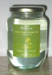 Ambrosia Extra Virgin Coconut Oil (Rich)